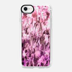 FLORAL FLOW, PASTEL PINK - WATERCOLOR FLOWERS OMBRE, By Artist Julia Di Sano, Ebi Emporium on #Casetify #EbiEmporium #iphone #iphonecase #floral #flowers #spring #pink #pastelpink #pastelcase #pasteliphone #ombre #girly #iphone6 #iphone7 #iphone8 #iphonex #iphone7plus #iphone6plus #samsung #case #tech #CasetifyArtist #musthave #want #fashion #chic #pretty #clearcase #transparent #ombre
