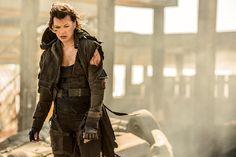 Resident Evil: Ostatni rozdział / Resident Evil: The Final Chapter Cały Film Online Lektor PL HD