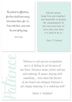 Free printables focused on the March 2015 LDS Visiting Teaching message.