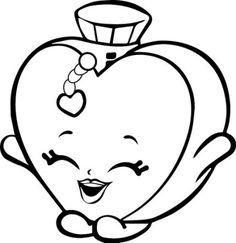 11 Mejores Imágenes De Dibujos De Shopkins Doodles Kawaii