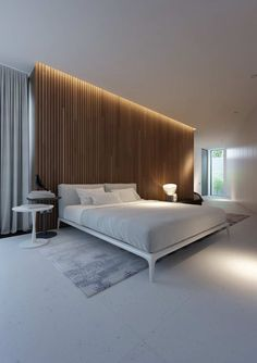 We have to tell you more about modern bedroom design but lighting is also important to create decorations as you want Home Bedroom, Master Bedroom, Bedroom Decor, Bedrooms, Bedroom Furniture, Contemporary Bedroom, Modern Bedroom, Artistic Bedroom, Contemporary Office