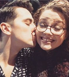 Carrie Hope Fletcher and Oliver Ormson Pretty People, Beautiful People, Carrie Hope Fletcher, Chf, West End, I Saw, Dream Life, I Movie, Carry On