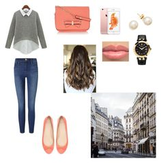 """Untitled #237"" by paulamodeloguapa-1 ❤ liked on Polyvore featuring Oasis, Zara, Frame Denim and Versace"