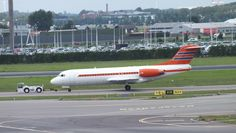 Dutch government Fokker 70