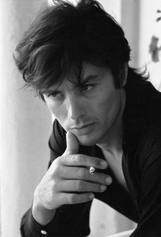 Alain Delon. French.