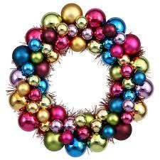 Image result for MULTICOLOR CHRISTMAS BALLS