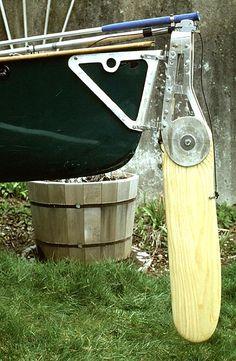 Canoe - Rudder & Tiller Ideas - Page 2