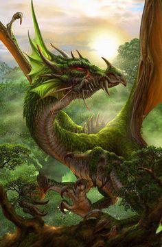 earth dragon. /Love this EL./