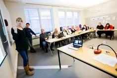 Företag mötte studenter för att inspirera till exjobb - Piteå-Tidningen - Piteå-Tidningen