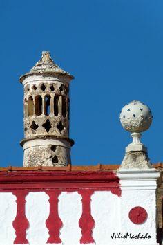 Chaminé em Paderne, Algarve~Portugal