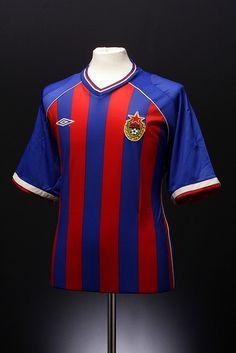 19472adeef CSKA Moscow Football Shirt (2001-2003)