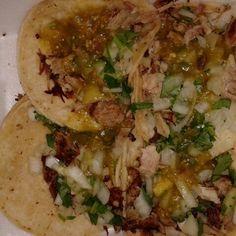 Melo Burger,Inglewood,CA:Carnitas Tacos