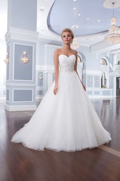 6303 from Lillian West So beautiful, dream dress for sure.