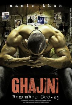 GHAJANI : ONE OF THE BEST HITS OF AAMIR KHAN