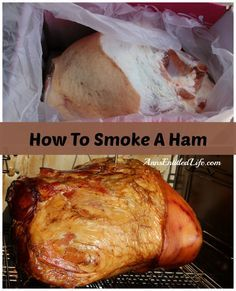 1000 ideas about smoking a ham on pinterest smoked ham smokers and smoking meat - How to smoke meat ...