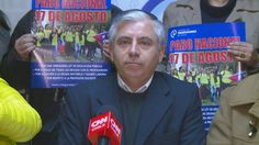 Profesores llaman a adherirse al paro nacional - CNN Chile