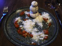 Favorite Snow-Inspired Dishes: The Snowman from Jukkasjärvi' at Noma