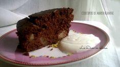 Cioccopere, una torta di Marco Bianchi, semplicissima e cioccolatosa.