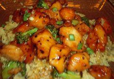 Sesame Chicken Recipe - FabFoodies