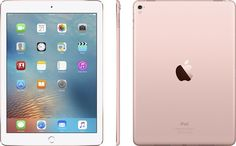 Apple iPad Pro 128GB Wi-Fi 9.7in - Rose Gold (New & Sealed)