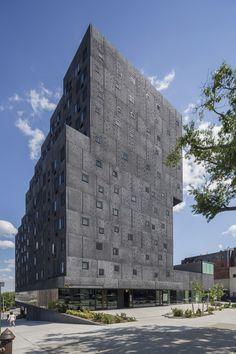 Children's art museum opens inside David Adjaye's Sugar Hill housing in Harlem »