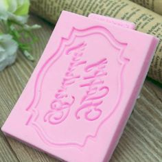 DIY Happy Birthday Silicone Mold Lace Cake Decorating Tool by usadiy4love on Etsy
