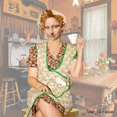 Image result for mona lisa curlers