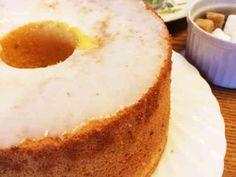 レモン丸ごと!レモンシフォンケーキの画像