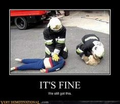 Hahahahahaha emt humor :) so true though Ems Humor, Medical Humor, Funny Memes, Hilarious, Jokes, Emt Memes, Funny Quotes, Firefighter Humor, Really Funny