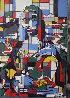 Mona Lisa 2009 [Niyaz Goyak] (Gioconda / Mona Lisa)
