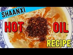 Chinese SPICY Hot Chili Oil Recipe 2.0 - YouTube