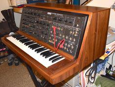 MATRIXSYNTH: Korg PS 3100 Analog Synthesizer SN 147513