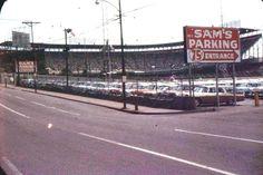 Kansas City Municipal Stadium, 2123 Brooklyn Avenue 1923 -1976.