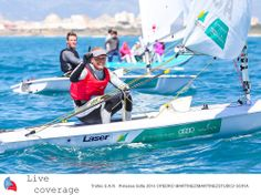 Tom wins Gold at Palma 2014