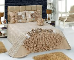 How to choose a bedspread for bedroom-18