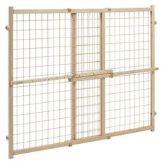 Evenflo Position & Lock Tall Wood Gate