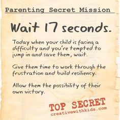 Find out why 17 seconds matters