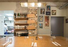KoKo japanese restaurant by Studio JANREJI, Paris – France » Retail Design Blog