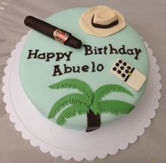 cuban cakes | cuban birthday cake