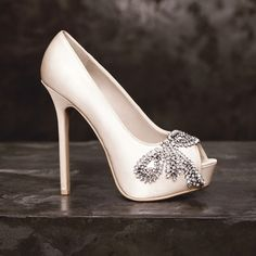 Vera Wang Shoes | White by Vera Wang ; Wedding Shoes 2013 Collections
