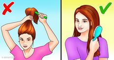 9 Ways We're Ruining Our Hair