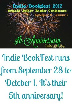I personally have never been to Indie BookFest but I would love to attend! It's run by two of my favorite ladies that are also amazing authors. Indie BookFest is definitely on my bucket list. What can be better than Florida, Sun, Beaches, and Books?