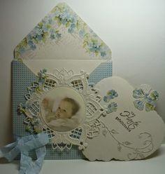 Anja Design: Babykaart jongen september 2014