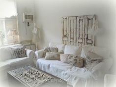 Wonen In Wit : Beste afbeeldingen van wonen in wit in shabby chic