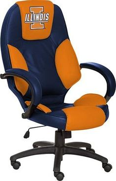 Wild Sports Desk Chair Florida Gators Headrest Soft And Antislippery Business & Industrial
