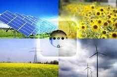Las fuentes para la generación de energía eléctrica de bajo impacto ambiental. - Buscar con Google