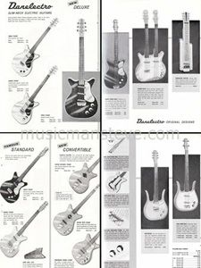 1978 Aria Pro II catalog ad My Guitar File Music