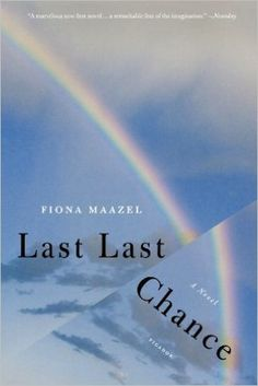 This apocalyptic début novel by Fiona Maazel that covers everything from drug addiction to super-plagues, has a cover that makes you wonder whether hope is all just an illusion. Designed by Henry Yee, it appears as if a rainbow has been shattered in half – a snapped symbol of hope and happiness – hinting straight away at the book's tragic storyline.