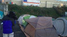 Interbay Homeless Camp