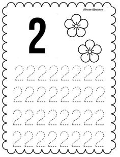 Preschool Number Worksheets, Preschool Writing, Numbers Preschool, Preschool Printables, Kindergarten Worksheets, Hands On Learning Kindergarten, Preschool Learning Activities, Kids Education, Numicon